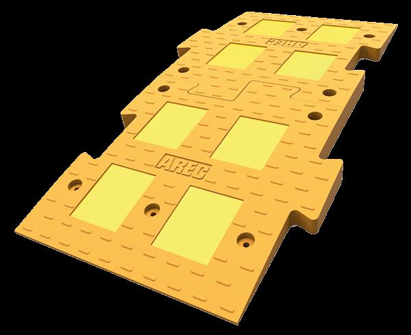 ИДН 1100 желтый композитный